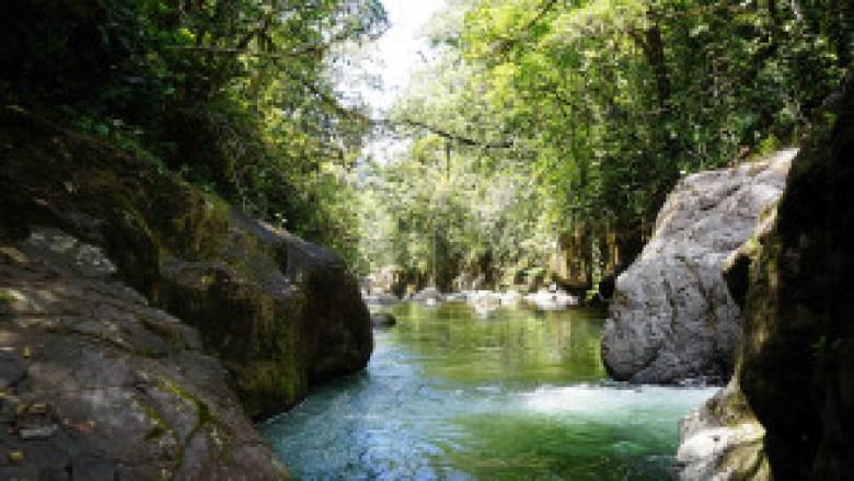 Valle de las Minas.