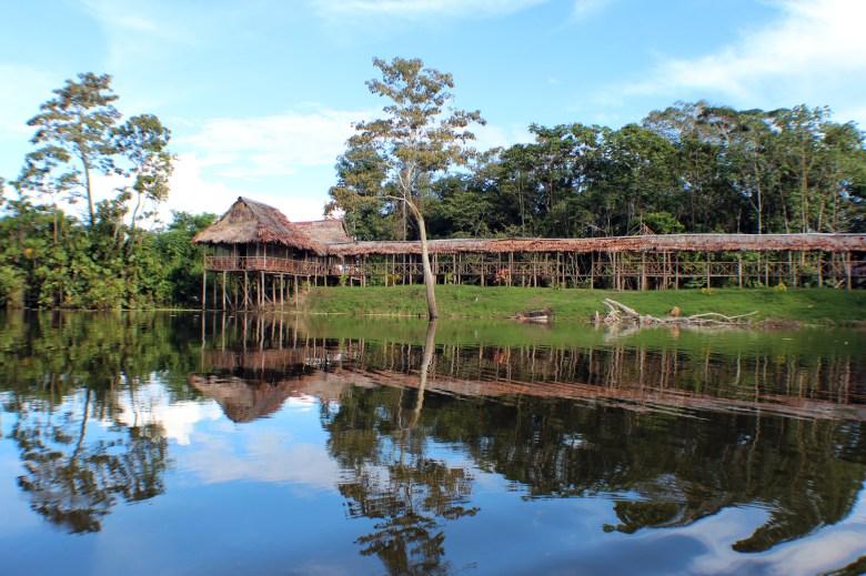 Manitia Jungle Lodge