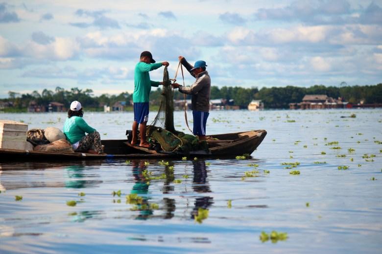Belen Fishermen