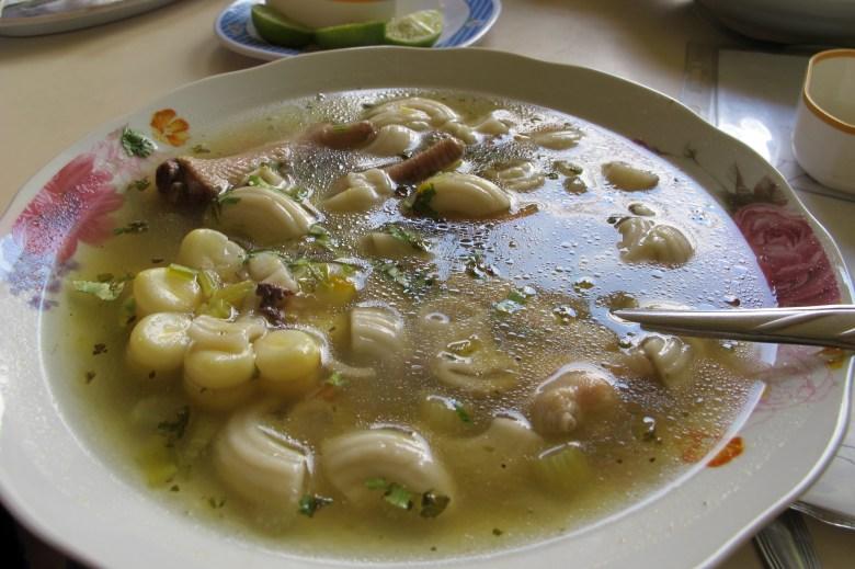 Ecuadorian Soup