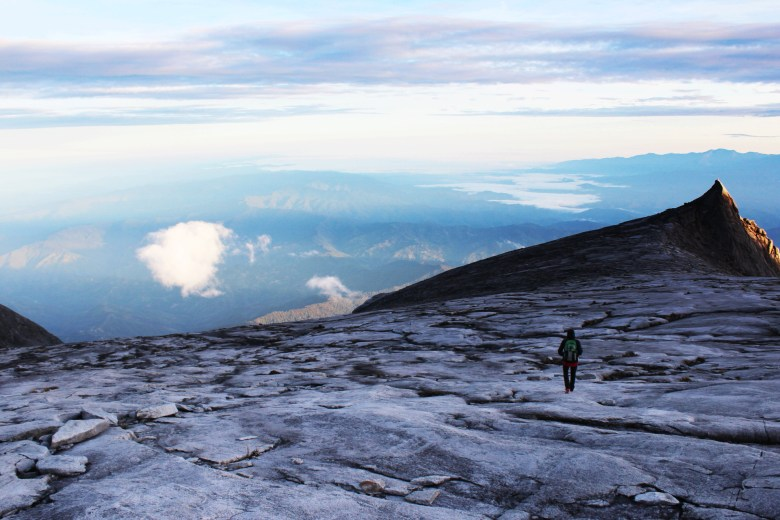 It's not hard to take a beautiful photo when the setting is this extraordinary. Location: Mount Kinabalu, Malaysia