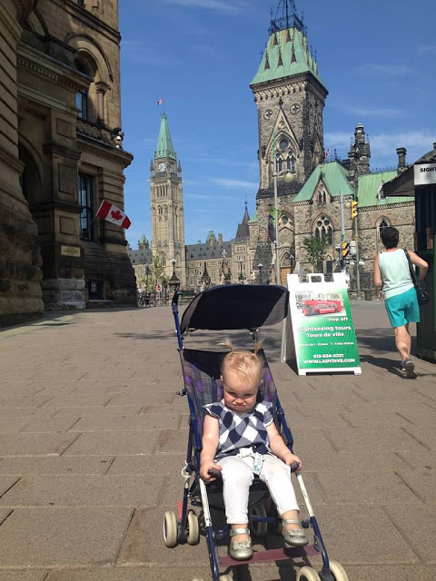 I'm thrilled to hear the Parliamentary Tour is available for all ages. *Cough.* (Ottawa, Canada)