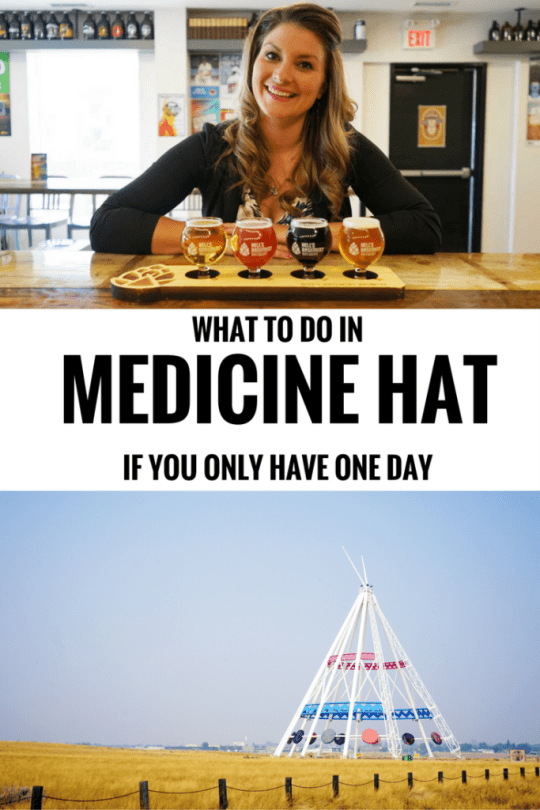 What to do in Medicine Hat if you only have one day to explore