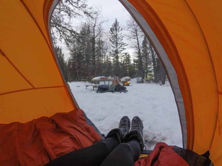 Winter Activities in Saskatchewan