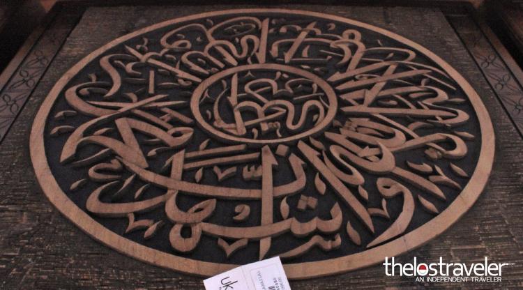 kaligrafi smesco