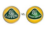 """""""Lotus in F1"""" naming dispute over"""