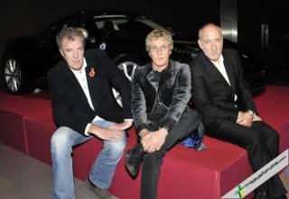 Roger, Jeremy, Pete