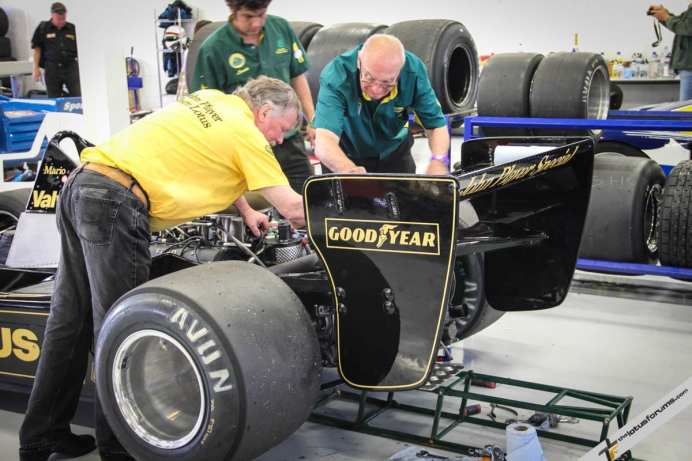 SilverstoneClassic-Lotus-26