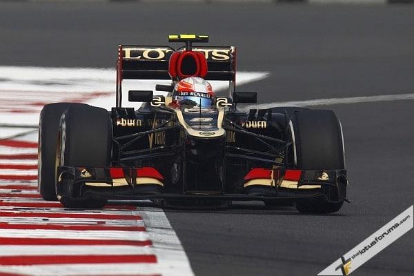 2013 Indian Grand Prix - Saturday