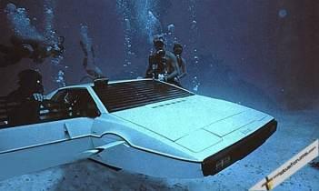 Underwater Lotus
