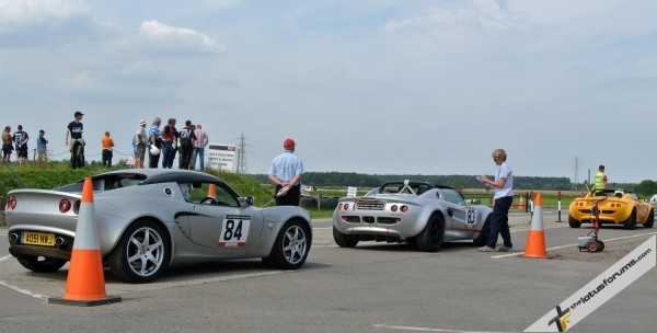 The Lotus Cup UK Speed Championship gets underway at Blyton Park