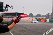 Gregory Rasse took a brace of victories at Le Mans