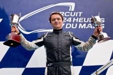 Jeremy Lourenço is the 2014 Lotus Cup Europe Champion