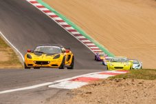 Production leader Vizin leads Hedoin and Knight in race two