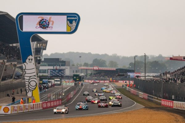 Packer doubles up in Le Mans for Lotus Cup Europe