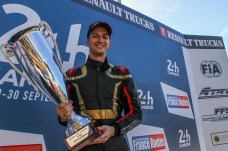 Bence Balogh is crowned 2018 Lotus Cup Europe Champion
