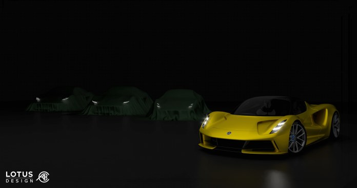 New Lotus Sport Car Series