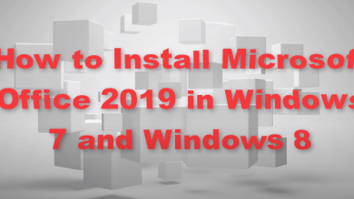 Photo of How to Download Microsoft Office 2019 Full Version for free in Windows 7,8 or 8.1