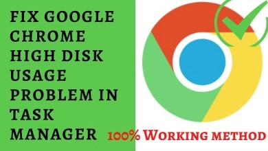 Photo of How to Fix Google Chrome High Disk Usage — LotusGeek