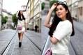 Streetstyle-Munich-Urban-In-Tweed-Springlook-Zara-Booties-Benedetta-Bruzziches-Bag-Prada-Sunnies
