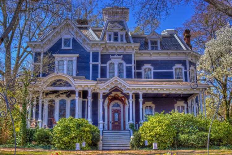 Victorian Period Home