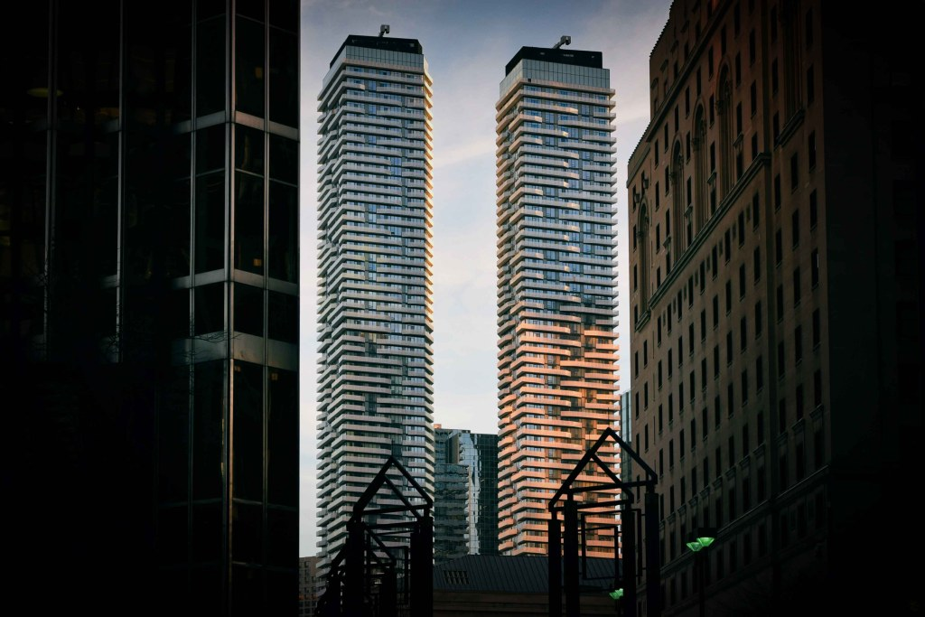 New Condo Buildings in Toronto: Market Wharf
