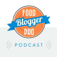 Food Blogger Pro Podcast Logo
