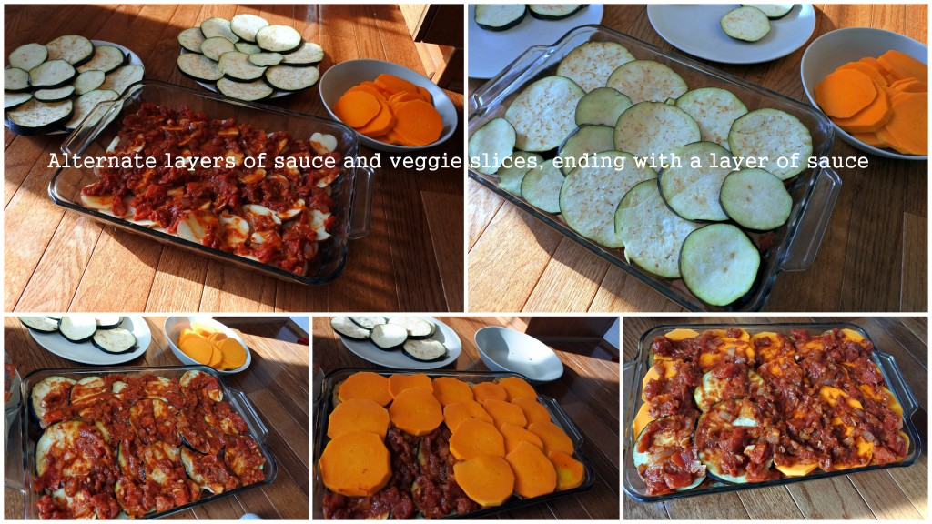 Vegan moussaka eggplant vegetarian entree L'Oven Life Ottawa