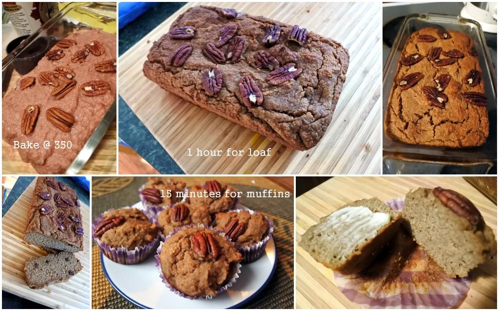 L'Oven Life Ottawa muffins loaf gluten free sugar free paleo loaf soy-free corn-free