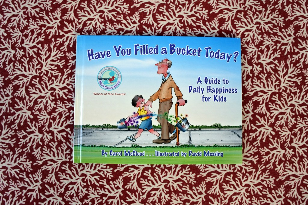 fill a bucket learning reading happy kids books best author ottawa
