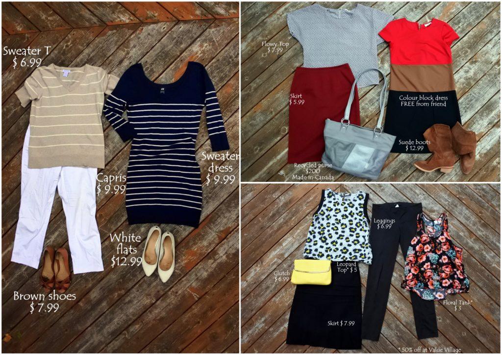susstainable fashion used clothing thrift shopping style ethical ottawa ontatio canada slack line movement revolution