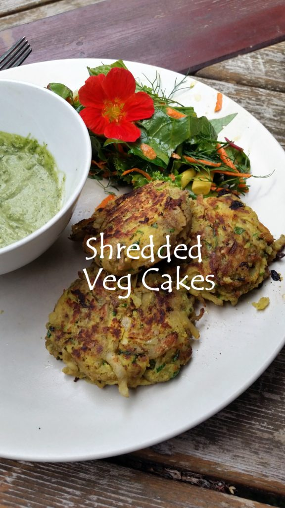vegetarian veggie cakes patties recipe grain-free paleo healthy eating food kids homemade loven life