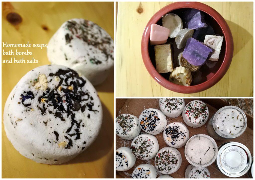 zero waste ottawa homemade soap DIY bath bombs zoe's corner naturally jackie lane natural beauty