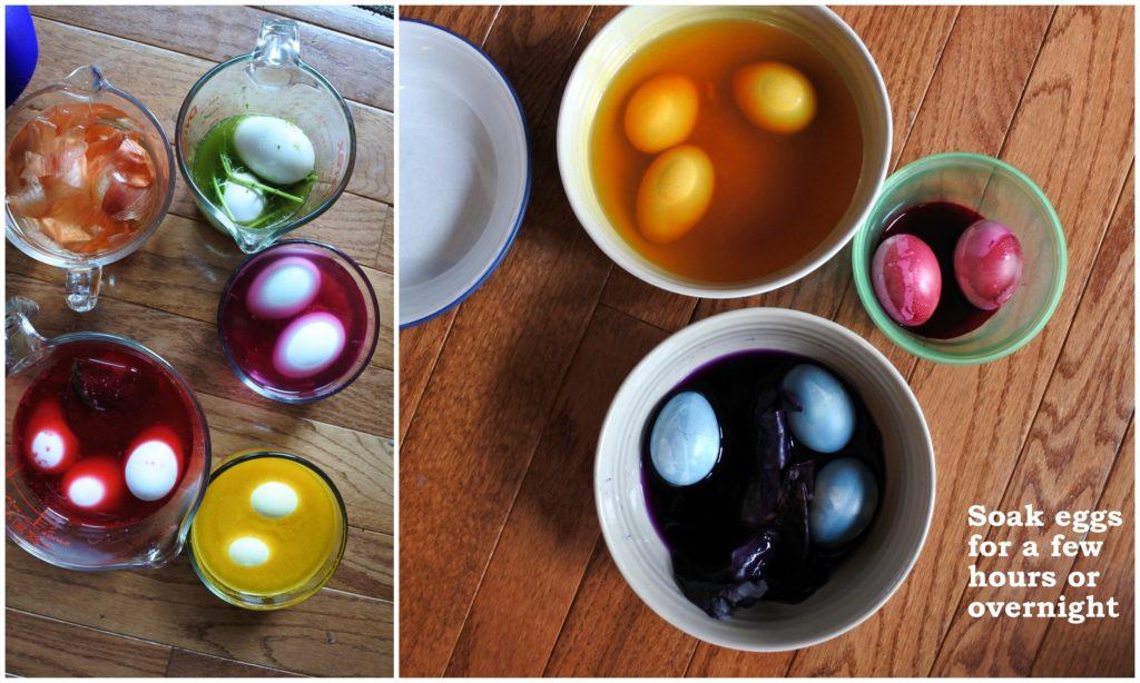 Easter egg smash traditional Latvia Jackie Lane L'Oven Life Ottawa healthy food recipe blog hard boiled egg natural food dye colour