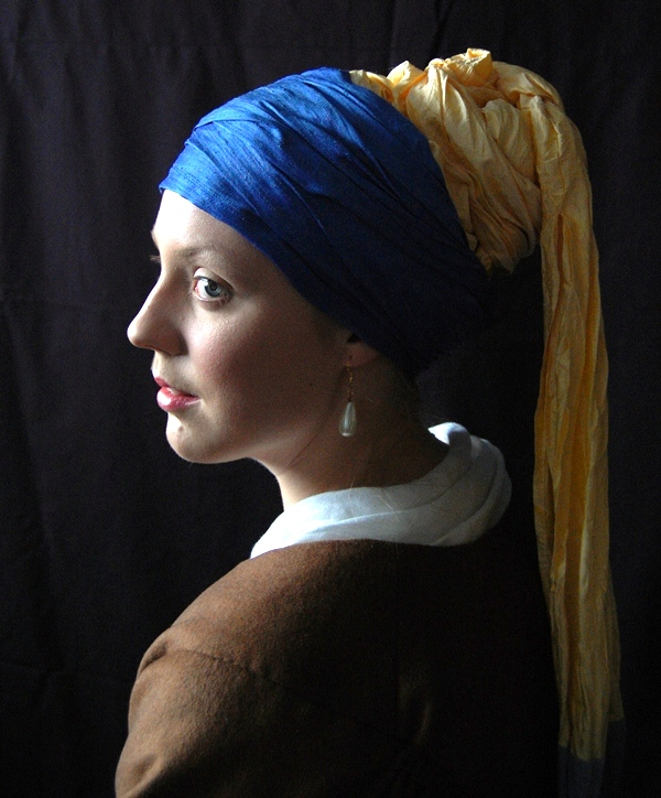 The Girl With The Pearl Earring Crows Eye Productions