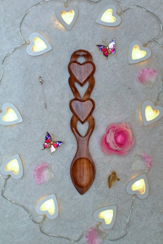 Love's dream lovespoon