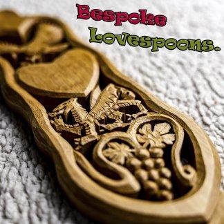 Bespoke Lovespoons