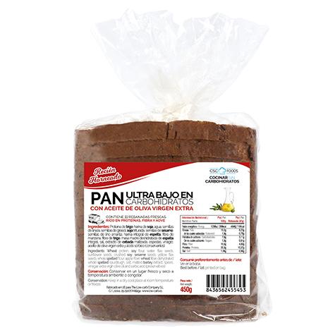 pan ultra low carb CSC Foods