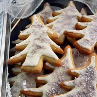 Orange Vanilla Sugar Cookies | SkyBlue Portland