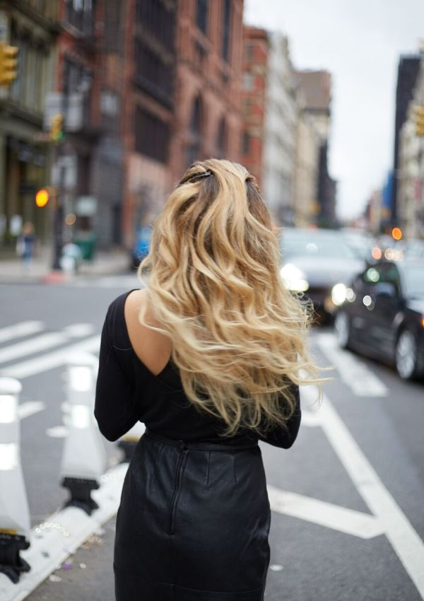 From Brunette to Blonde- My Experience Changing my Hair Color