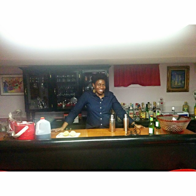 Dad's Basement Bar