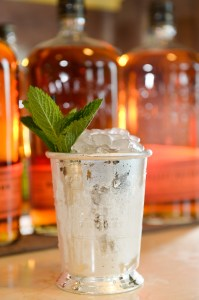 King Cocktail's update on the classic julep is perfection