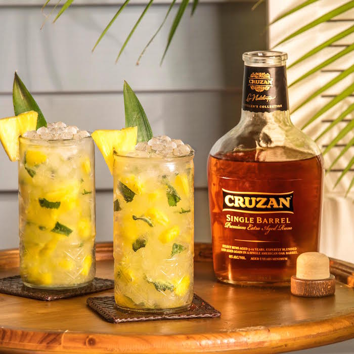 Cruzan Pineapple Crush