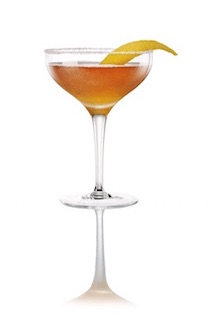 Do the D'ussé Cognac Sidecar