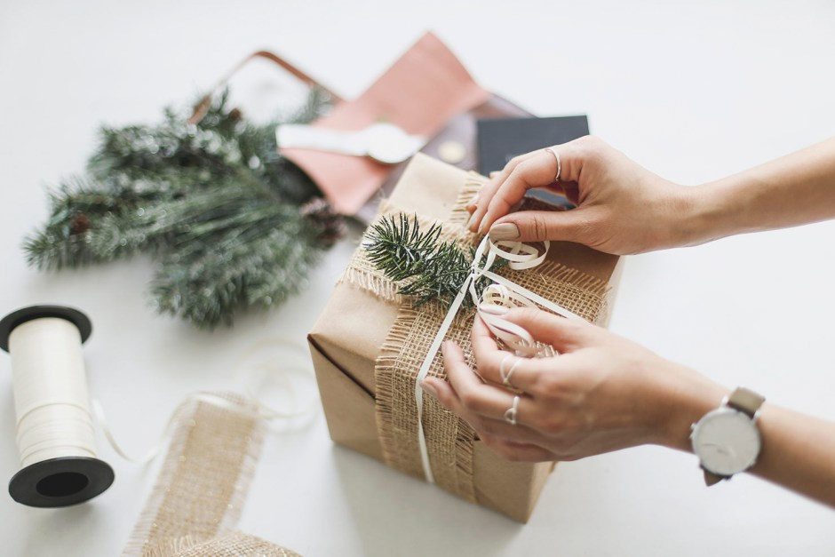 Holiday Gift Wrapping Essentials