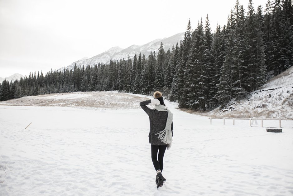 Banff Travel Diary With McCafe