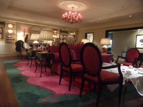 Sofitel St James - Rose lounge