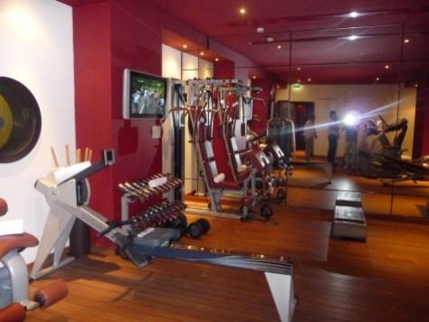 Fouquet's Paris Barriere - Fitness center