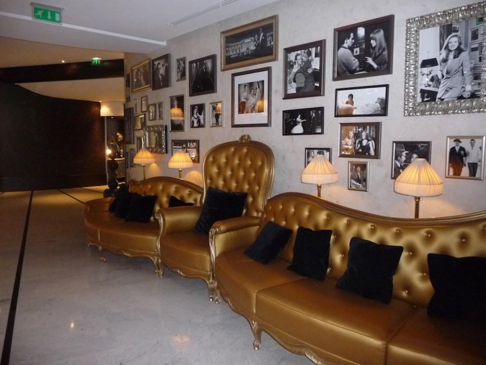 Fouquet's Paris Barriere - Lobby