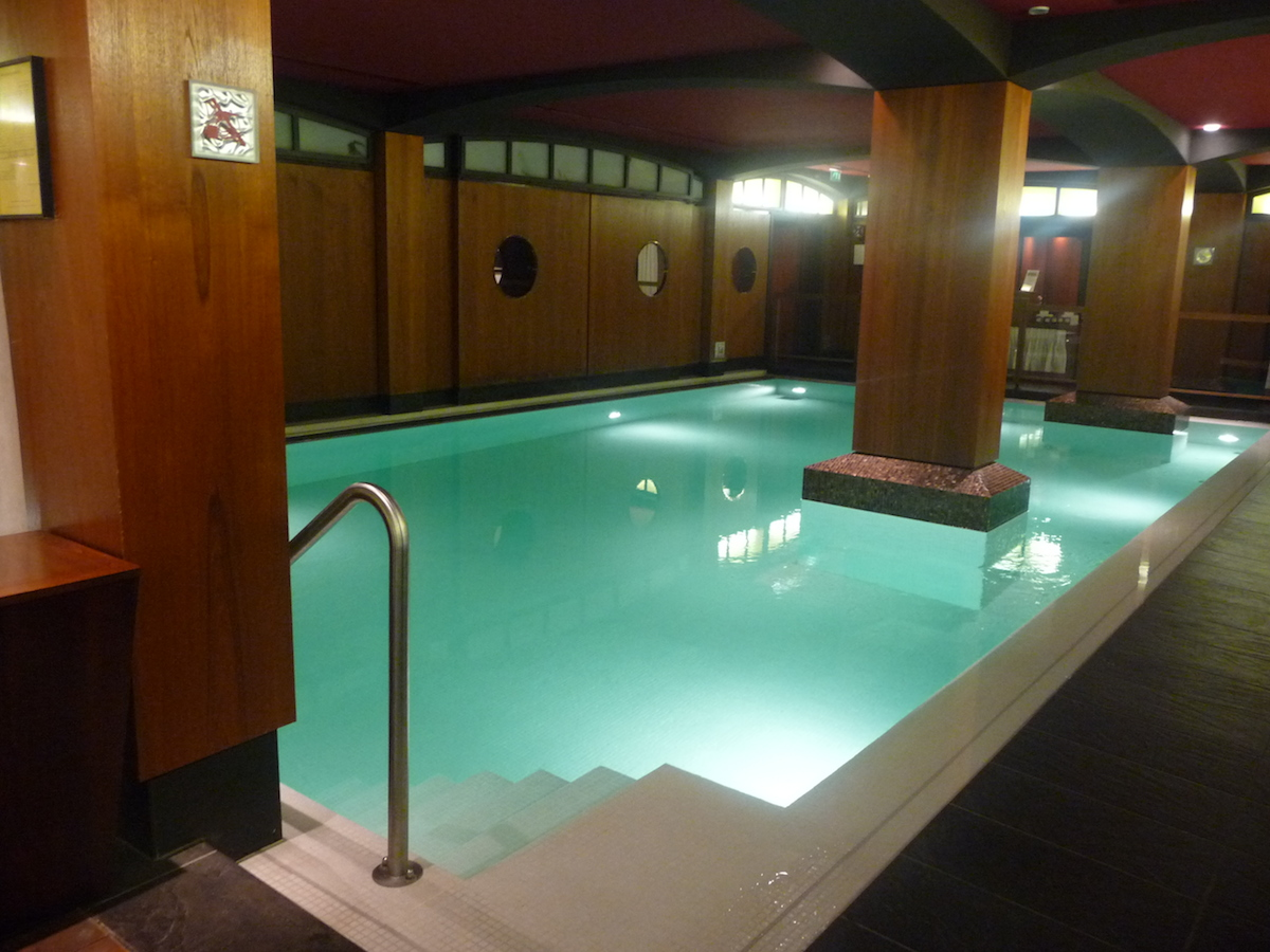 Fouquet's Paris Barriere - Spa pool
